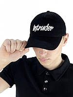 Кепка Intruder bol черная, фото 1