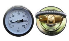 Термометр натрубный