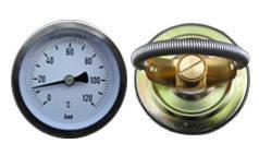 Термометр натрубный, фото 2