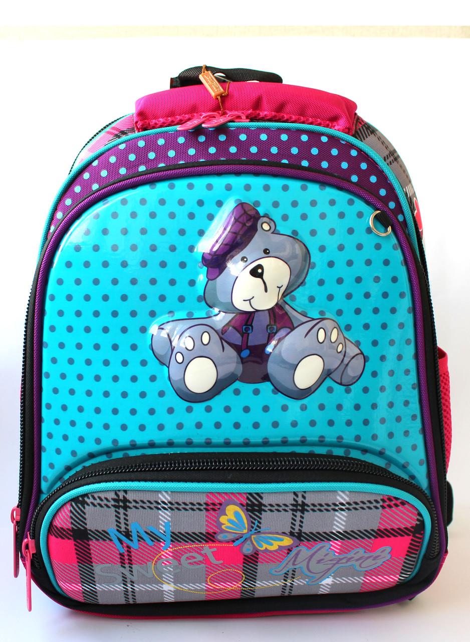 """Детский школьный рюкзак для девочки  """"Miqini YR 8831"""""""