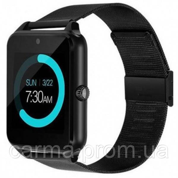 Наручные часы Smart Z6 Черные