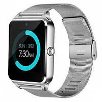 Наручные часы Smart Z6 Серебристые