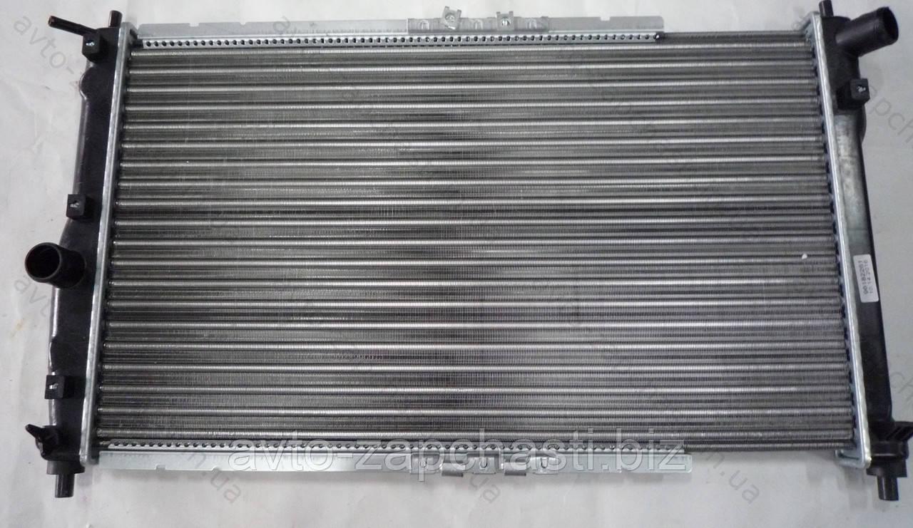 Радиатор DAEWOO LANOS (с кондиционером) (пр-во ДК) (96182261)