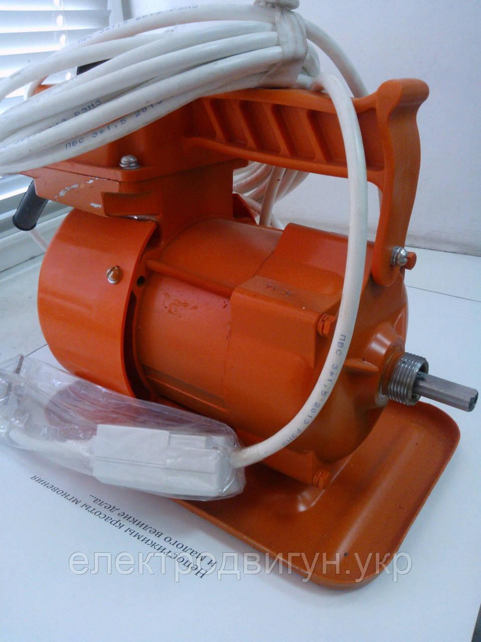 Двигун до глибинного вібратора ЕПК-1300