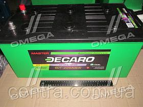 Аккумулятор 225Ah-12v DECARO MASTER (518х274х240), L,EN1500 6СТ-225 (3)