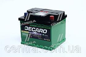 Аккумулятор 45Ah-12v DECARO MASTER (207х175х175),R,EN390 6СТ-45 (0)