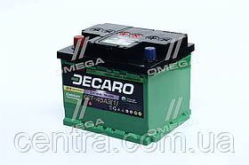 Аккумулятор 45Ah-12v DECARO MASTER (207х175х175),L,EN390 6СТ-45 (1)