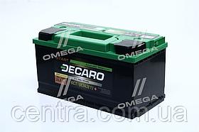 Аккумулятор 90Ah-12v DECARO START (353х175х190),L,EN700 6СТ-90 АЗ (1)