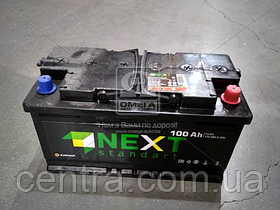 Аккумулятор 100Ah-12v Kainar NEXT Standart (353х175х190),R,EN800 100 211 0 120 ЧЧ