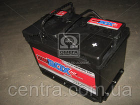 Аккумулятор 75Ah-12v StartBOX Premium (276x175x190),R,EN680 52371100362