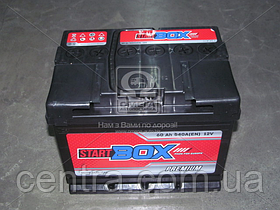 Аккумулятор 60Ah-12v StartBOX Premium (242x175x190),L,EN540 52371100359