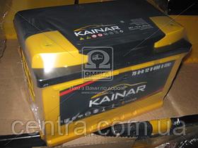Аккумулятор 75Ah-12v KAINAR Standart+ (278x175x190),R,EN690 075 261 0 120 ЖЧ