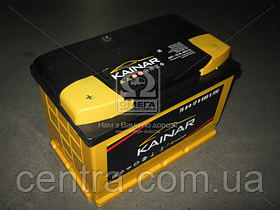 Аккумулятор 75Ah-12v KAINAR Standart+ (278x175x190),L,EN690 075 261 1 120 ЖЧ