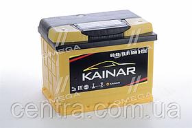 Аккумулятор 60Ah-12v KAINAR Standart+ (242х175х190),L,EN550 060 261 1 120 ЖЧ