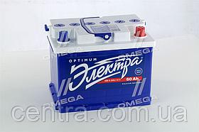 Аккумулятор 60Ah-12v Kainar ЭЛЕКТРА (242х175х190),R,EN500 060 421 0 129