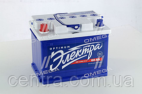 Аккумулятор 60Ah-12v Kainar ЭЛЕКТРА (242х175х190),L,EN500 060 421 1 129
