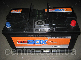 Аккумулятор 100Ah-12v StartBOX Special (352x175x190),R,EN800 5237931144