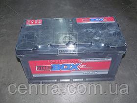 Аккумулятор 100Ah-12v StartBOX Premium (352x175x190),L,EN840 52371100363