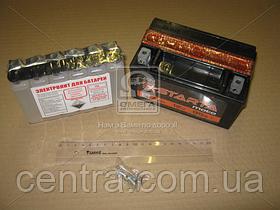 Аккумулятор 7Ah-12v STARTA AGM (YTX7A-BS) (148х86х93), EN95 5237994779