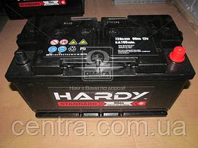 Аккумулятор 90Ah-12v HARDY STANDARD (353x175x190),R,EN720 5237865612