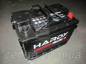 Аккумулятор 70Ah-12v HARDY STANDARD (278x175x190),R,EN540 5237865610