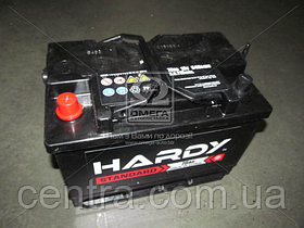 Аккумулятор 70Ah-12v HARDY STANDARD (278x175x190),L,EN540 5237865609