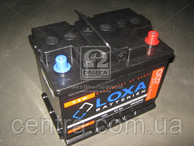 Аккумулятор 61Ah-12v LOXA (242x175x190),R,EN540 С561-10