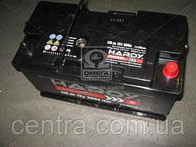 Аккумулятор 110Ah-12v HARDY DISEL (353x175x190),R,EN850 5237439862