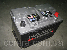 Аккумулятор 75Ah-12v HARDY SP (278x175x190),R,EN650-680 5237439853