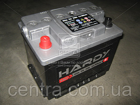 Аккумулятор 62Ah-12v HARDY SP (242x175x190),L,EN510 5237439851