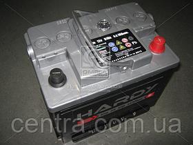 Аккумулятор 62Ah-12v HARDY SP (242x175x190),R,EN510 5237439850