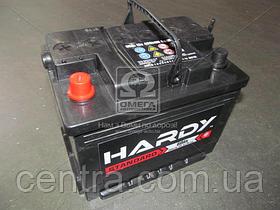 Аккумулятор 60Ah-12v HARDY STANDARD (242x175x190),L,EN480 5237439846