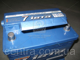 Аккумулятор 60Ah-12v ISTA 7 SERIES зал. (242х175х190), L, EN 570 5237128