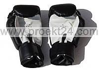 Боксерские перчатки кожа 12 oz Boxer
