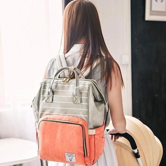 Рюкзак органайзер для молодых мам