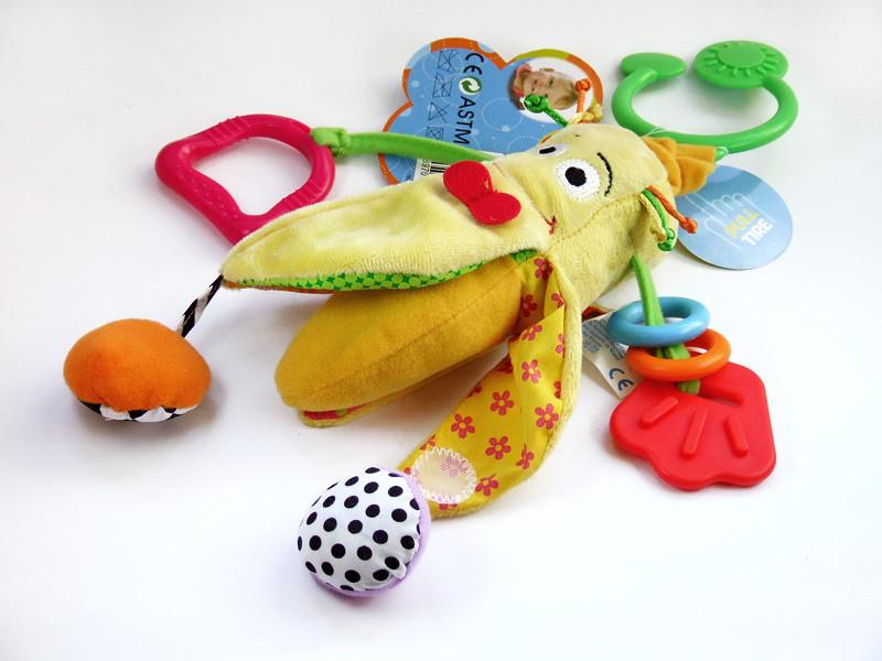 Biba Toys  Игрушка-подвеска Веселый Банан