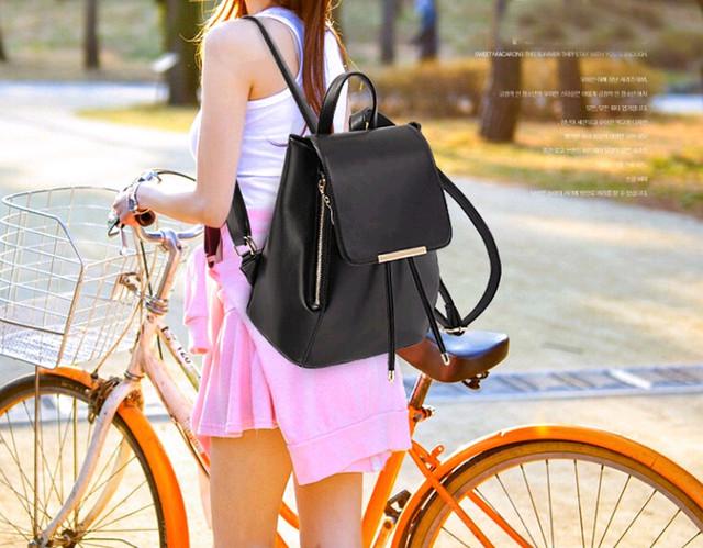 Прогулочный рюкзак для девушек
