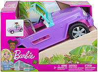 Оригинальный внедорожник джип Барби Barbie Off-Road Vehicle GMT46