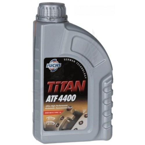 Трансмиссионное масло Fuchs TITAN ATF 4400 1л