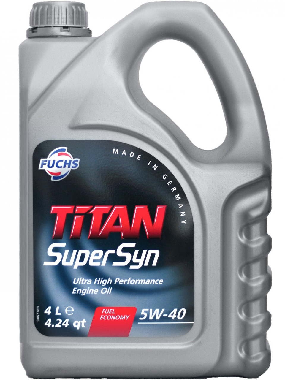 Моторное масло Fuchs TITAN SUPERSYN 5W40 4л