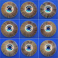 КШЛ 150х50х32, круг шлифовальный лепестковый радиальный