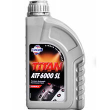 Трансмиссионное масло Fuchs TITAN ATF 6000 1л