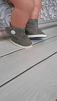 Ботинки для кукол Беби Борн. Осенняя обувь для кукол Беби Борн.