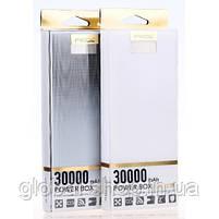 Универсальное зарядное устройство Power Bank Remax Proda 30000 mAh, фото 4