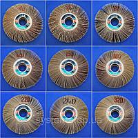 КШЛ 200х30х32, круг шлифовальный лепестковый радиальный