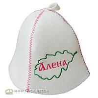"""Алена"", шапка банная"