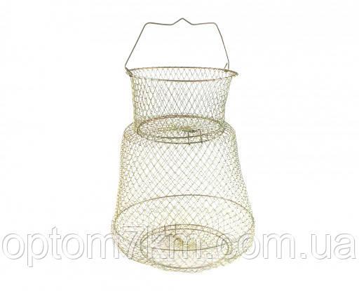 Садок рыболовный металлический 3810