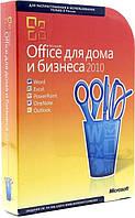 Microsoft Office 2010 Home and Business Russian CEE ОЕМ (T5D-01549) Brand поврежденная упаковка