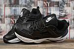 Чоловічі кросівки Nike M2K Tekno (чорно-білі) KS 1451, фото 7