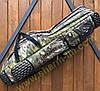 Каркасный Рыболовный Чехол для удочек Eclipse 100 см 3 - Секции Камуфляж Золотые буквы